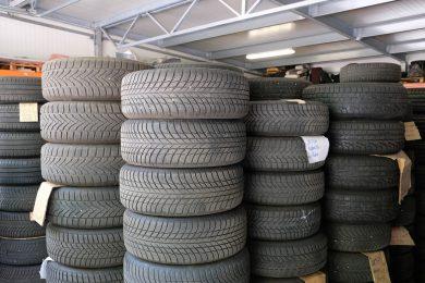 Reifenservice- und Reifeneinlagerung
