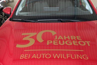 Peugeot Qualitätswerkstätte
